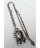 Star Wars Vintage R2-D2 Pendant Necklace 1977 - $24.99