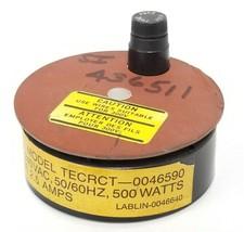 OHMART CORP. TECRCT-0046590 TEMPERATURE CONTROLLER CRBDHC-0046591 REV. B