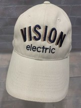 VISION ELECTRIC Adjustable Adult Cap Hat - $12.86