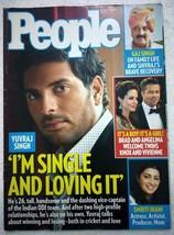 People August 1 2008 Yuvraj Singh Madona Brad Pit Angelina Jolie Smriti ... - $4.99