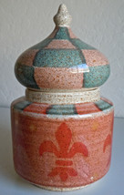Horchow Medici Small Canister  Made In Italy - $118.79