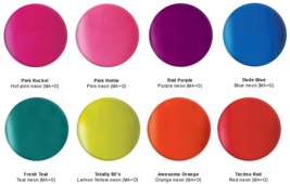 MILANI NAIL POLISH NEON CHOOSE THE COLOR THAT MORE GOES WITH YOUR STYLE - $5.99