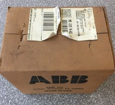New In Factory Sealed Box Abb Auxiliary Relay Type Sg Style 1342929 - $53.41