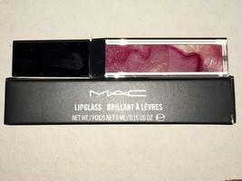 MAC Lipglass ~ CRAZY HAUTE ~ NIB - $14.99
