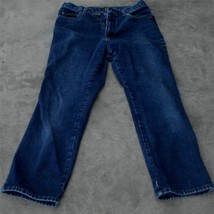 Nice Gently Used Boot Cut Petite New York Size 8 Ladies Jeans, VG CND - $14.84