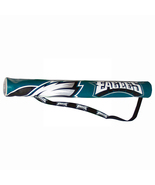 "Philadelphia Eagles 6 Cans 28""x5""x3"" Heavy Duty Vinyl Can Shaft Insulate... - $25.46"