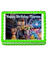 Toy Story 4 Edible Cake Topper Party Decoration Edible Image - $7.80