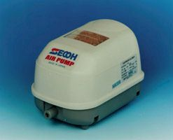 Secoh SLL-40 Septic Air Pump Aerator Lowest Delivered Zero Tax DIY Price $189.99
