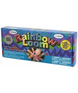 Rainbow loom bandz kit twistz brand new craft and Hobby 600 rubber bands... - $15.84