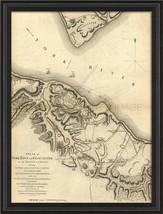 Artwork Plan of York Town and Gloucester BCBL New SC-750 - $849.00