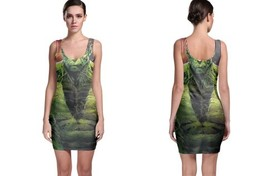 hulk close up image Bodycon Dress - $21.99+