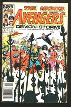 AVENGERS #249 Milgrom Sinnott Stern Very Fine 1984 Marvel Comics 1stSeri... - $4.95