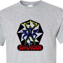 Obi t shirt retro arcade video game vintage style distressed heather gray 1 graphic tee thumb200