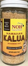 NOH Hawaii Kalua Seasoning Salt 4 Oz. - $27.71