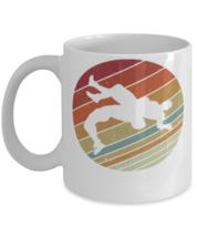 Retro Vinatge Style Sports Mad Wrestling Mug Gift Idea  - $14.95