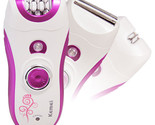 Cordless Epilator for Woman FYOLA Rechargeable Fine Hair Shaver Epilating Device