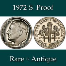 1972-S Roosevelt Dime - Proof - $2.49