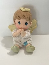 "Precious Moments Boy Angel Pray Plush Stuffed Animal Mini Small 6"" - $14.50"