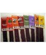 Buffalo Bob's Exotic Game Jerky - 10 Pack Variety Bundle **FREE SHIPPING** - $17.50
