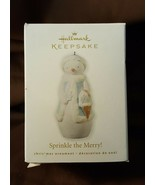 Hallmark Ornament 2010 SPRINKLE THE MERRY! - New In Box - $5.00