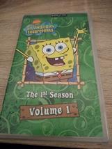 Sony UMD SpongeBob SquarePants: The First Season Volume 1 image 1