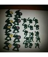 1992 Battle Masters Board Game Green Men(25) - $28.01