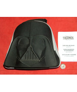 NEW Darth Vader Star Wars Genuine Foam Insulated 3-D THERMOS Brand Lunch... - $26.71