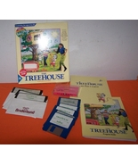Vintage PC Game Tree House MS-Dos Windows Floppys - $5.00