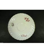 """Set of 4 Royal Worcester LYNBROOK 5 1/2"""" Saucers 1964 Fine Bone China En... - $20.00"""