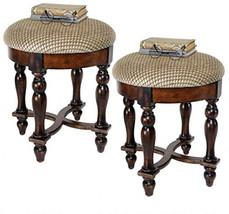 Design Toscano Hardwood Grand Duchess Boudoir : Set Of Two, Walnut - $424.08