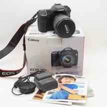 Canon EOS 50D 15.1MP Digital SLR Camera (Kit w/ EF-S IS 28-135mm Lens) - $395.99