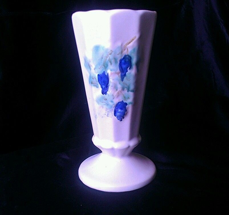 Vintage Mccoy Vase Planter With Hand Painted And 21 Similar Items