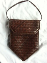 BOTTEGA VENETA BROWN BAG - $385.00