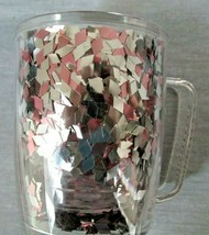 Tervis Double-Walled Confetti Glitter Mug With Handle 15 oz. No Box No Lid - $34.64