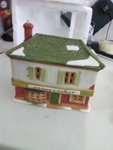 Dept 56 A Christmas Carol - Scrooge and Marley Business House - $9.15