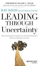 Leading Through Uncertainty [Hardcover] Davis, Raymond P. image 2