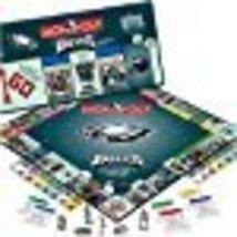 Philadelphia Eagles NFL Team Collector's Edition Monopoly - $15.99