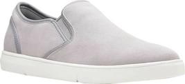 Clarks Landry Step Sneaker (Men's Shoes) in Grey Suede - NEW - $96.55