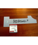 CLIFF BRANCH # 21 3 X SBC OAKLAND RAIDERS SIGNED AUTO JERSEY NUMBER ONE ... - $49.49