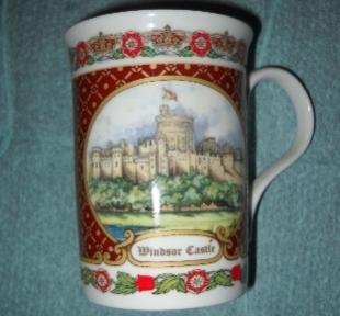 Mug Windsor Castle Tea - James Sadler