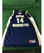 George Washington University #14 Nike Large (L) Jersey - $29.99