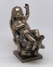 BABY IN HAND STATUE DIVINITY SERIES HOME DECOR - $65.00
