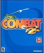 NEW Atari COMBAT TANK CLASSIC Reborn PC CD and Guide - $7.00
