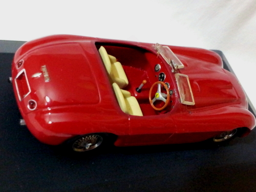 Ferrari 166MM Red 1/43 Die Cast Model Car