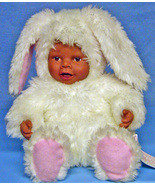 Easter Bunny Anne Geddes  Baby - African American - $8.99