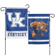 Kentucky Wildcats Flag 12x18 Garden Style 2 Sided**Free Shipping** - $19.80