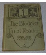 Blodgett First Reader Vintage School 1904 - $14.95