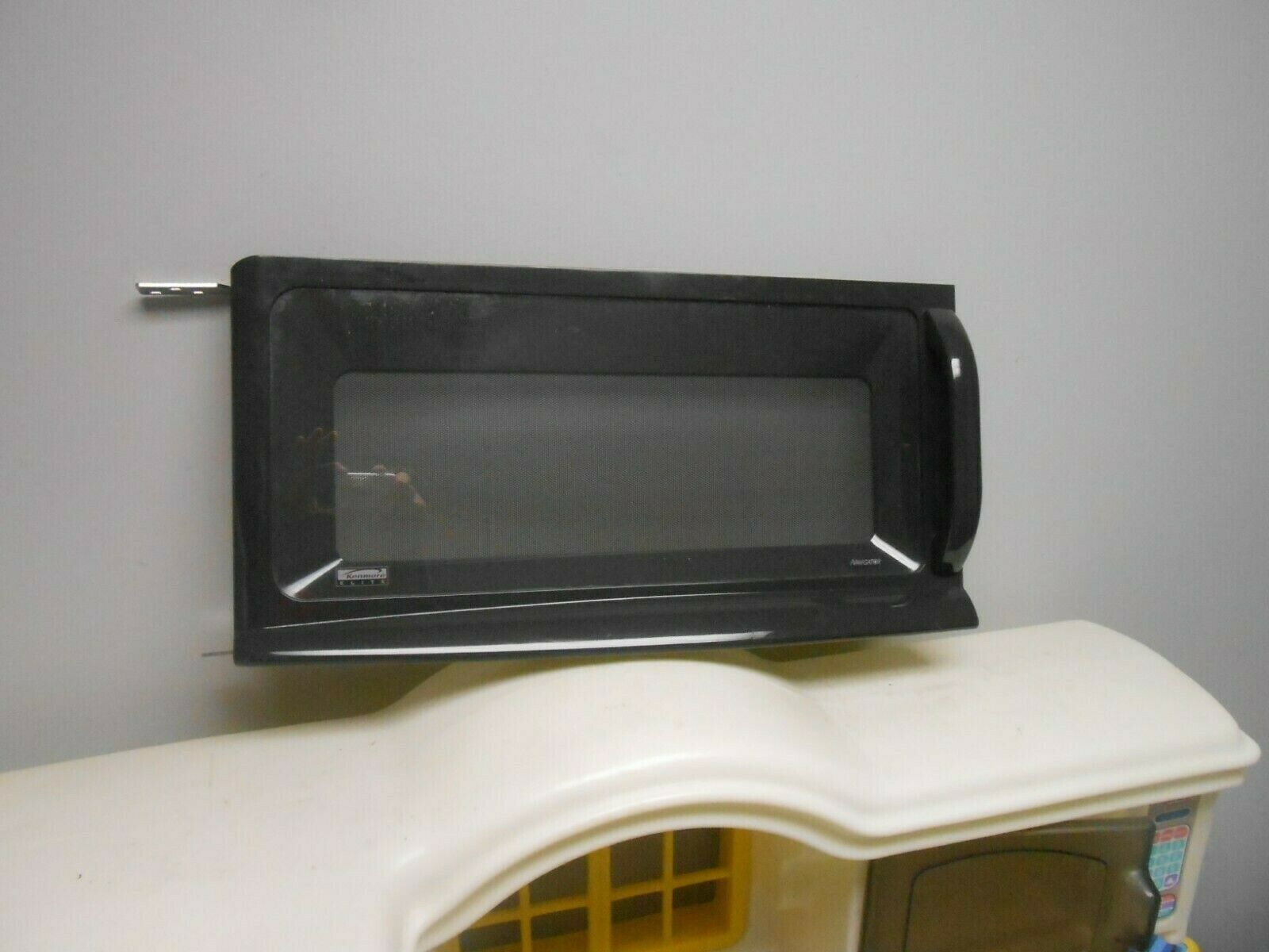 LG Kenmore Microwave Oven Glass Lens Cover 4890W1A045A 4890W1A045B