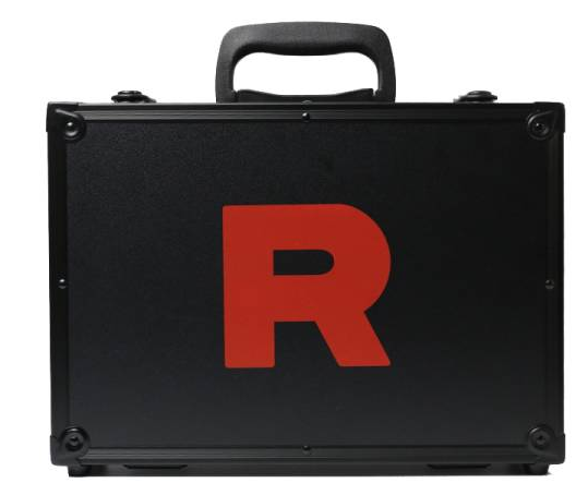 Pokemon Card Team Rocket 20th Anniversary Limited Special Case From Japan F/S