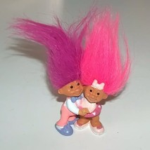 Troll Sweetheart Couple  - $8.00